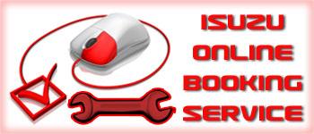 Isuzu Online Booking Service