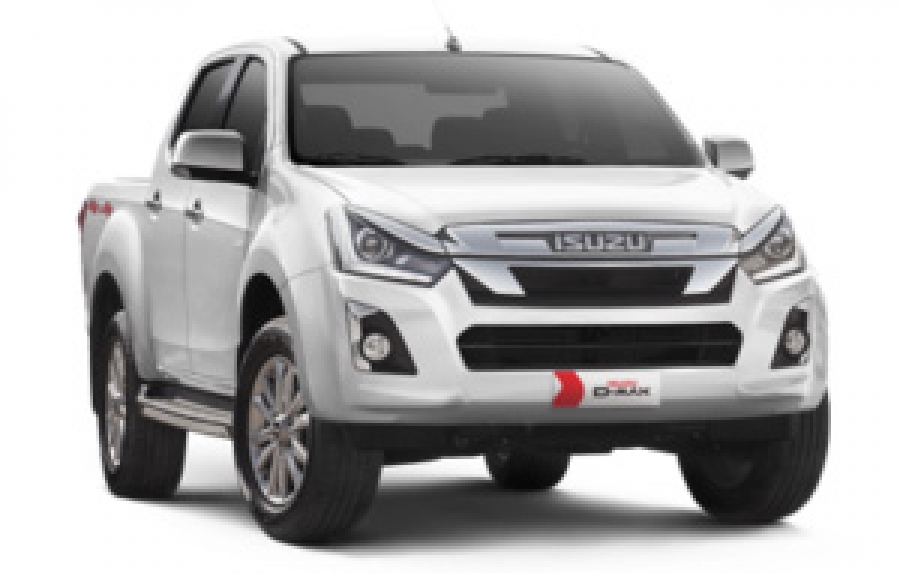 Isuzu DMax Rodeo LS 2.5 MT