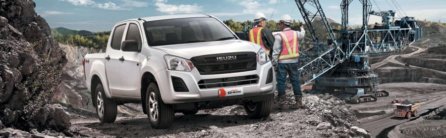 Isuzu DMax Rodeo LS 2.5 VGS AT